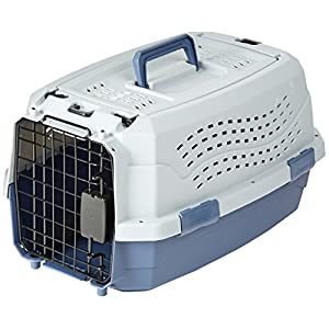 AmazonBasics-X-Inch-X-cm-Two-Door-Top-Load-Pet-Kennel