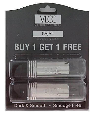 VLCC Natural Sciences Kajal (2.5g) Buy 1 Get 1 Free