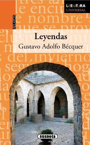 Leyendas por Gustavo Adolfo Bécquer