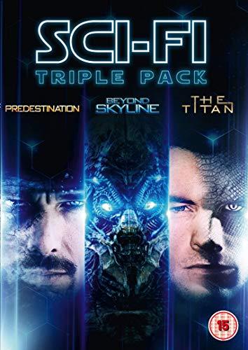 Sci-Fi Triple Box...