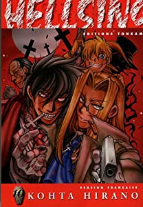 Hellsing Edition simple Tome 10
