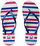 #4: United Colors of Benetton Women's Flip-Flops