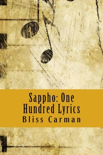 Sappho: One Hundred Lyrics