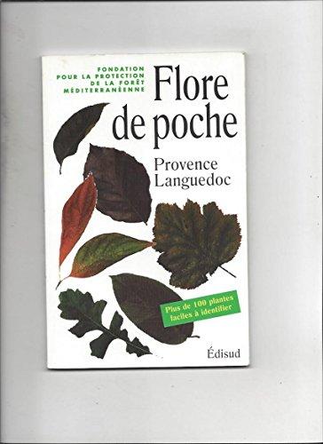 Flore de poche Provence-Languedoc par Eric Pensa