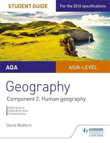 aqa-as-a-level-geography-student-guide-component-2-human-geography