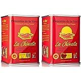 Paprika Fumé pack La Chinata Doux 160g et 160g Piquant