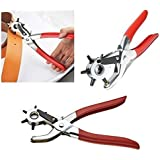 Multifunction Revolving Leather Canvas Watch Belt Punch Punching Plier Hole Hole Punch Pliers 2 / 2.5 / 3 / 3.5 / 4 / 4.5mm