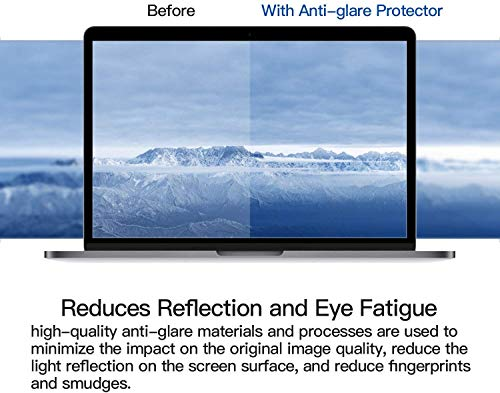 """OJOS Anti Glare Screen Protector Compatible with 2019 Apple MacBook Pro 13"""" Touch Bar A2159 (Matte) Image 2"""