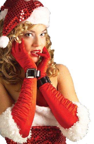 Forum Neuheiten 134110 Lange Sexy Miss Santa Handschuhe