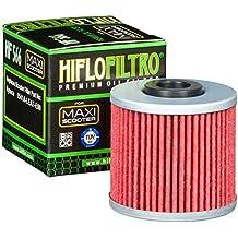 3x Filtro de aceite Kymco Superdink 125 i ABS 11-14 Hiflo HF566