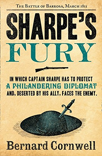 Sharpe's Fury: The Battle of Barrosa, March 1811 (The Sharpe Series, Book 11) por Bernard Cornwell