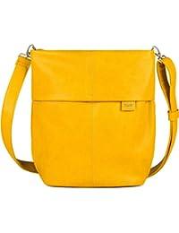 Zwei Mademoiselle M12 Umhängetasche yellow