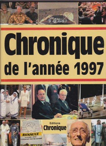 Chronique de l'anne 1997