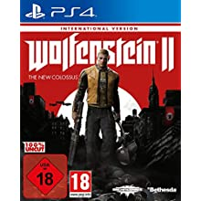 Wolfenstein II: The New Colossus (International Version) [PlayStation 4] [