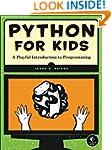Python for Kids: A Playful Introducti...