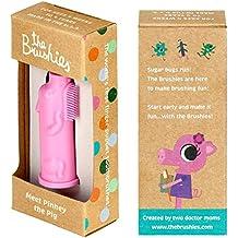 Cepillo de dientes para bebés y niños pequeños ...