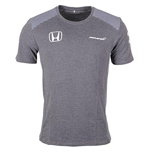 Camiseta McLaren Honda Oficial 2017 Stoffel Vandoorne L