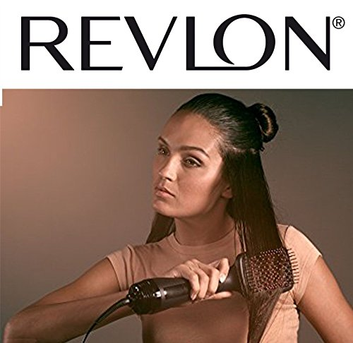 Revlon Rvha6475uk Perfectionist 2 In 1 Ionising Paddle