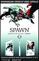 Spawn: Origins Book 1 (Spawn Origins Hc) by Todd McFarlane (2010-04-01)