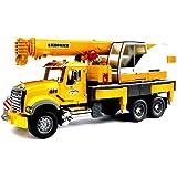 Bruder 02818 - Camion Mack con Gru Liebherr