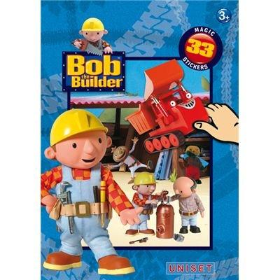 Bob le constructeur Set autocollant magique Uk importation