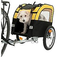 Perro bicicleta remolque de viaje vacaciones Safe cómodo Rides