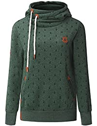 StyleDome Winter Damen Hoodies Pullover Langarm Jacke Top Sweatshirt Pullover Tops Jumper