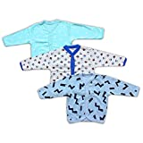 KiddosCare New Full Sleeve Vest-Jhabla 3...