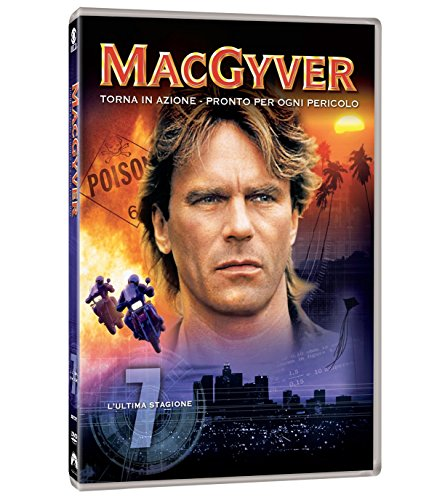 MacGyver - Stagione 7 (4 DVD)