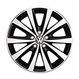 "Volkswagen 6R0071496 AX1 Syenit Cerchio in Lega 7J X 16"""