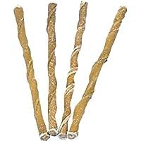 Nobby Bâtonnets à Mâcher Rouler pour Chien Diamètre 4/6 mm 100 Pièces