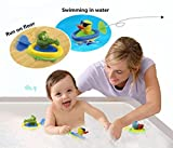 Best US Toy Baby Bath Tubs - Wtong Kids Bathing Bath Toy Pull and Go Review