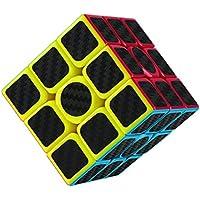 PovKeever puzzle 3D Cubo Mágico Inteligencia Cubo Rompecabezas y Easy Turning,Súper Duradero para Brain Training Game para Regalo Niños de Adulto (1PC)