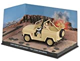 007 James Bond Car Collection #67 Land Rover Lightweight (The living daylights)