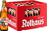 20 x Rothaus Hefeweizen 0,5 L 5,4% vol. Originalkiste MEHRWEG
