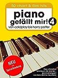 Piano gefällt mir! 50 Chart und Film Hits - Band 4. Von Coldplay bis Harry Potter (Variante Spiralbindung) - Hans-Günter Heumann