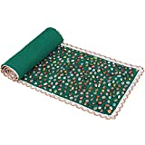 SLDAGe Reflexology Mat, Cobblestone Massage Cushion Pedicure Blanket for Foot Massage Relieve Fatigue Promote Blood Circulation,Mediumdensity15.75x49.22inch