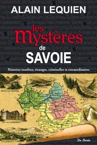 Savoie mystères