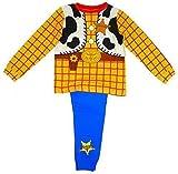 Disney Toy Story Woody el Vaquero Disfraz Pijama 1,5–2–3–4–5años amarillo amarillo 3-4 años