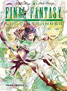 Final Fantasy : Lost Stranger Edition simple Tome 4