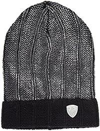 Emporio Armani EA7 gorro de mujer sombrero nuevo train fashion negro