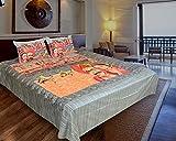 Home Shop Gift 210 TC Cotton Double Beds...