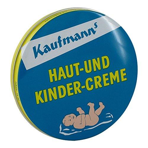 Kaufmanns Haut- und Kindercreme, 75 ml Creme