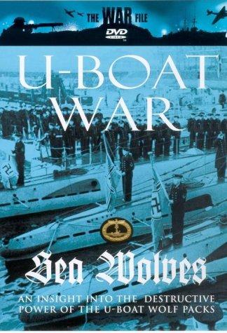 Bild von The War File: U-Boat War - Sea Wolves [DVD]