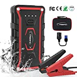 YABER Jump Starter 1500A Peak, 20000mAh Car Battery Booster