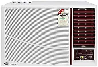 Carrier 1.5 Ton 3 Star Window AC (CACW18EA3W, White)