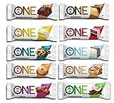 Oh Yeah! One Bar Super Variety 12 Count ALL FLAVORS by OhYeah! 12er Zufallsmix (Garantiert 10 VERSCHIEDEN SORTEN!)