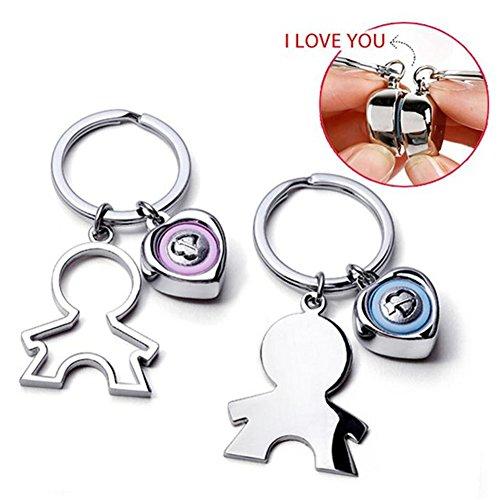 echen Schlüsselanhänger, Sound Ich liebe dich Paar Keychain (Menschen) ()