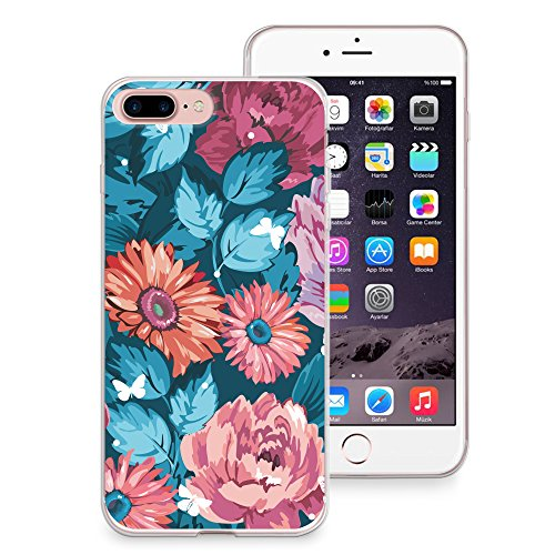 iPhone 7 custodia, Casesbylorraine carino modello custodia rigida in plastica per Apple iPhone 7, I33, iPhone 7 Plus Hard Case T01