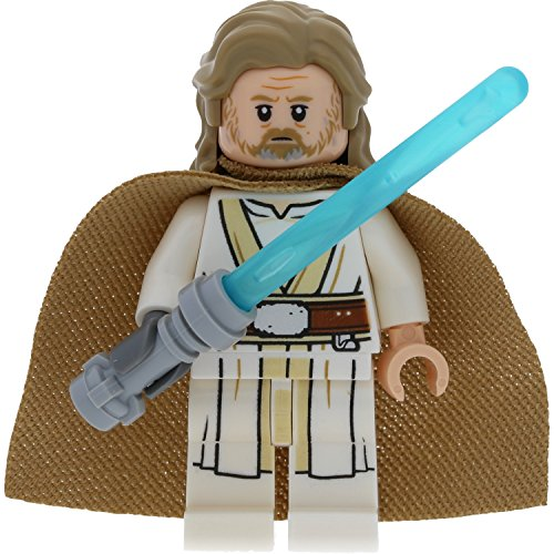 LEGO Star Wars Minifigur Luke Skywalker old mit GALAXYARMS - Lego Skywalker Star Wars-luke